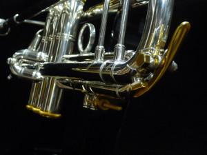 Bach 198 Gold Plate Trim Kit