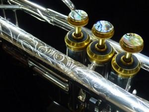 Bach 198 Decoration Bottan