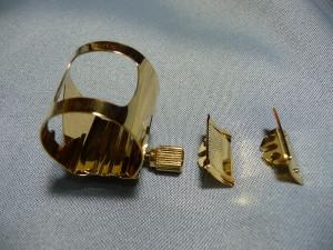 Vandoren Optimum + 3Type Plate
