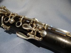 Clampon R-13SP 上管、ロゴマークは見えにくいですが。。。