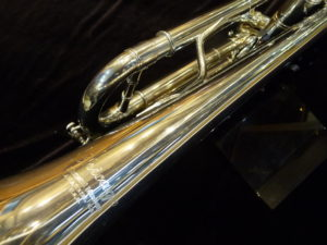 Kanstul Trumpet 1000 Chicago Model Bell