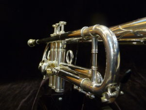 Kanstul Trumpet 1000 Chicago Model Turning Slide