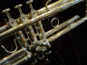 Kanstul Trumpet 1000 Chicago Model Vave Casing