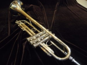 Kanstul Trumpet 1000 Chicago Model Left side